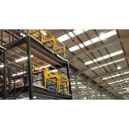 Warehouse Systems Ltd Gets Super Connected with Abzorb