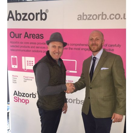 Abzorb Supports Andrew Gale Benefit Year 2016
